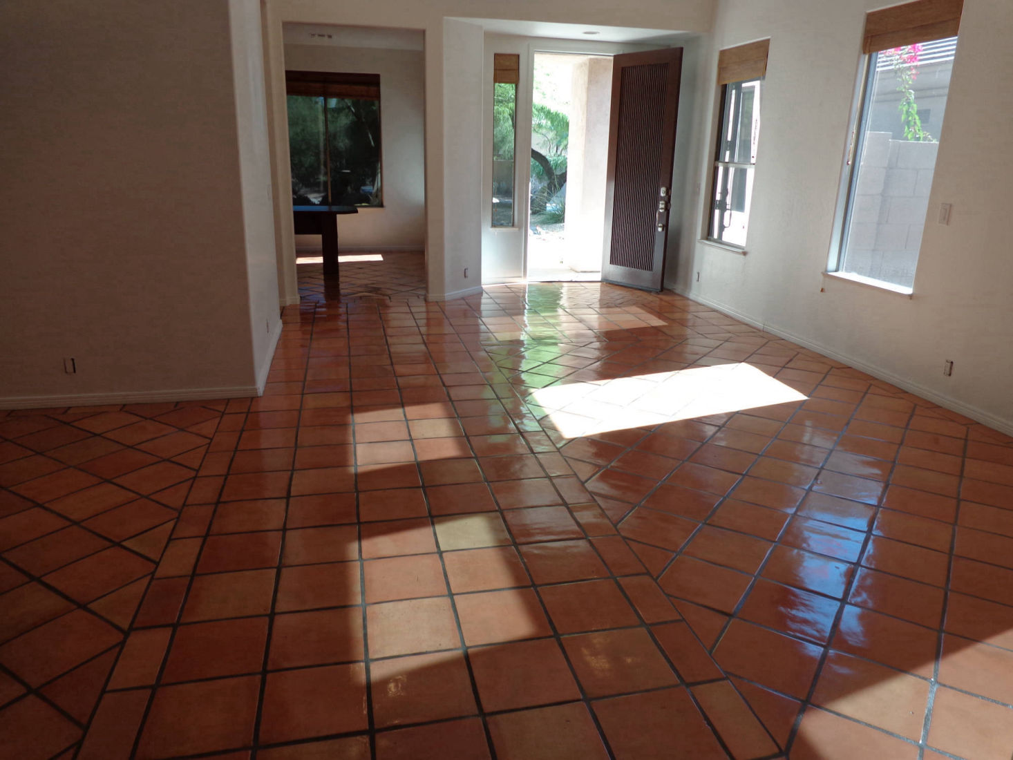 Tucson Sun Valley Floor Specialists Saltillo Flooring Install